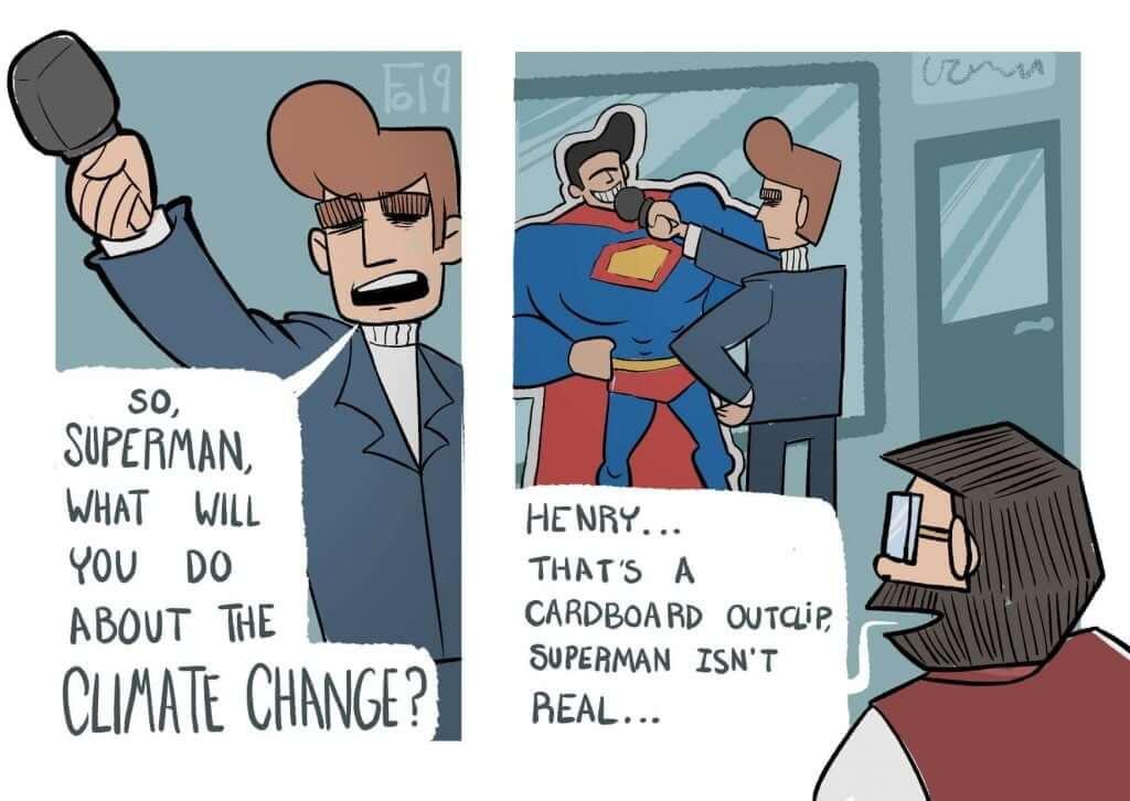 no superman