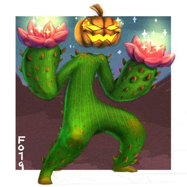 cactuspumpkin sparkle