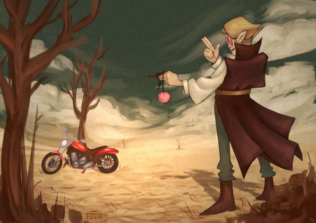 melior w ride