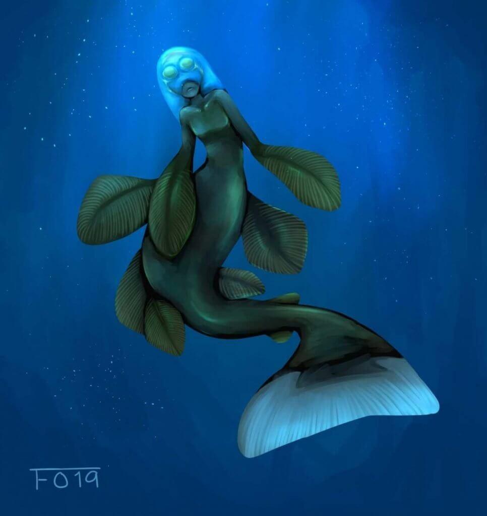 mermaid 2019 deep sea