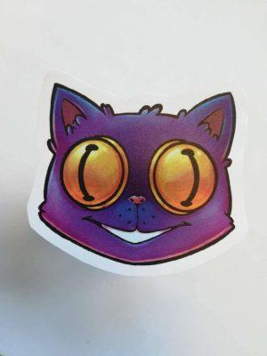 Bell-Eyed Cat