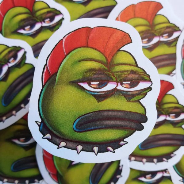 Punk Pepe
