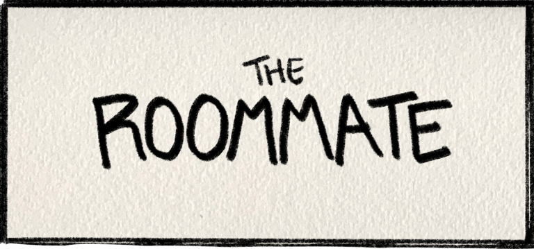 The Roommate titlecard