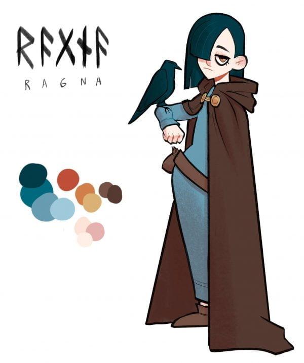 The Saga of Helga: Ragna